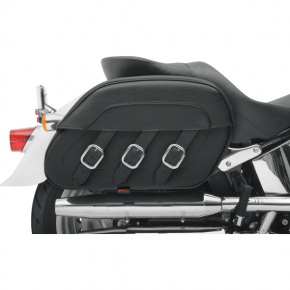 Saddlemen Drifter Rigid Slant Saddlebag