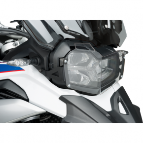 PUIG Protective Headlight Cover - BMW - Clear