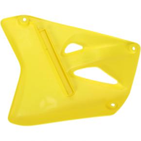 Acerbis Radiator Shrouds - RM 85 - Yellow