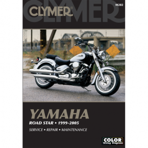 Clymer Manual - Yamaha Road Star