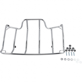 Kuryakyn Tour-Pak® Luggage Rack - Chrome