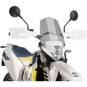 PUIG New Generation Windscreen - Smoke - Husqvarna 701