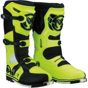 Moose Racing M1.3 MX Boots - Hi-Viz - Size 11