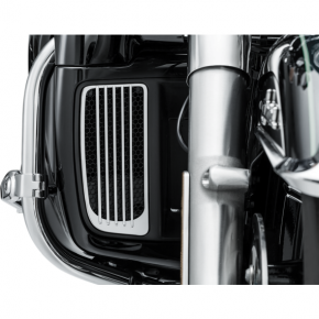 Kuryakyn Radiator Grilles - Twin Cooled Models