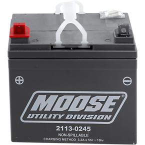 Moose Racing AGM Battery - U1-32 Rhino