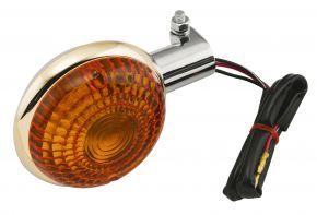 Bikemaster Turn Signals and Lenses - Black - 25-4025