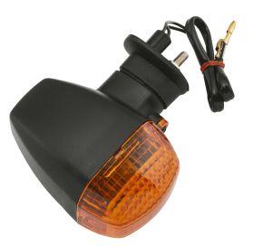 Bikemaster Turn Signals and Lenses - YZF600 95-01, YZRR1/R6 99-02, YF1000 '98 - Black