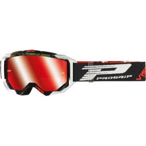 3303 Vista Goggles - Black/White - Mirror
