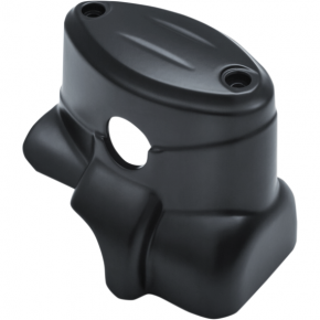 Kuryakyn Rear Master Cylinder Cover  - Rear Master Cylinder Cover - Indian - Black