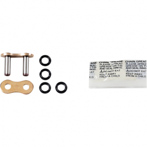 Enuma Chain (EK) 520 SRO - Rivet Connecting Link - Gold