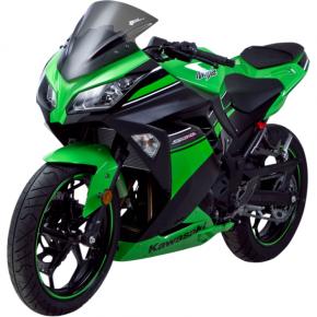 SR Windscreen - Smoke - Ninja 300