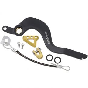 Moose Racing Brake Pedal - Gold - Suzuki