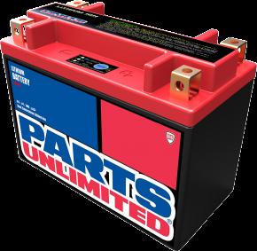Parts Unlimited Li-Ion Battery - HJTX20HQ-FP