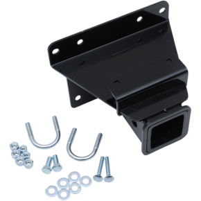 Moose Racing Front Receiver Hitch - Grizzly