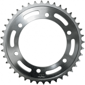Sunstar Sprockets Steel Rear Sprocket - 40-Tooth - Suzuki