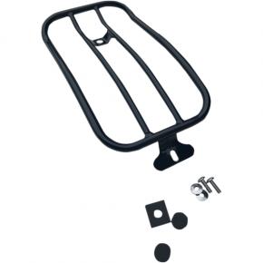 Motherwell Luggage Rack - Gloss Black - FXLR