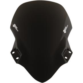 Zero Gravity Sport Winsdscreen - Dark Smoke - Ninja 400