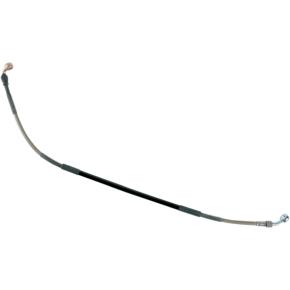 Moose Racing Stainless Steel Brake Line - Suzuki