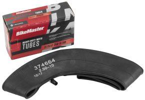 Bikemaster Heavy-Duty Moto Tubes - Black - 2.50-10