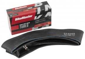 Bikemaster Heavy-Duty Moto Tubes - Black - 70/100-17
