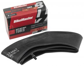 Bikemaster Heavy-Duty Moto Tubes - Black - 80/100-14