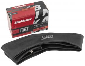 Bikemaster Heavy-Duty Moto Tubes - Black - 80/100-21