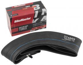 Bikemaster Heavy-Duty Moto Tubes - Black - 100/90-19