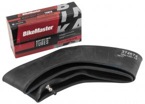 Bikemaster Heavy-Duty Moto Tubes - Black - 120/100-18