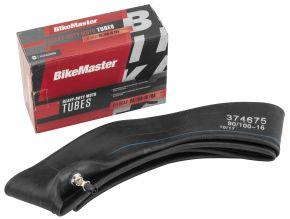 Bikemaster Heavy-Duty Moto Tubes - Black - 90/100-16