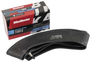 Bikemaster Heavy-Duty Enduro Tubes - Black - 110/100-18