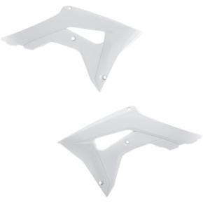 Acerbis Radiator Shrouds - CRF450 - White