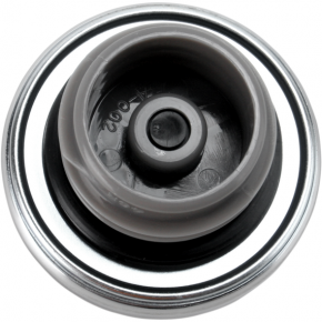 Kuryakyn Stock-Style Gas Cap - Right-Hand Thread - Vented