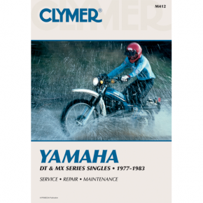 Clymer Manual - Yamaha DT/MX