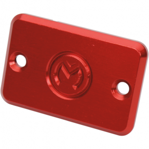 Moose Racing Red Master Cylinder Cover