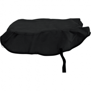 Moose Racing Seat Cover - Black - Kodiak