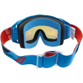 3303 Vista Goggles - Turquoise/Black - Mirror