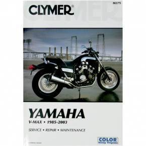 Clymer Manual - Yamaha V-Max