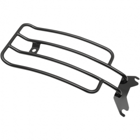 Motherwell Luggage Rack - Gloss Black - FLSTS