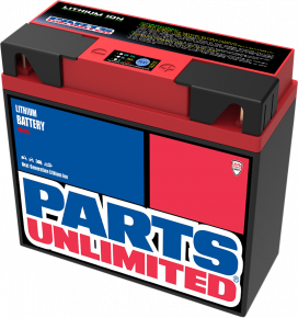 Parts Unlimited Li-Ion Battery - HJ51913-FP