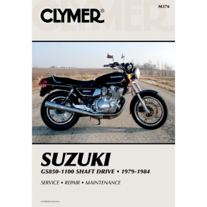 Clymer Manual - Suzuki 850-1100 Shaft