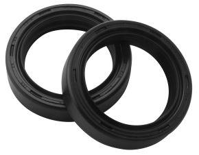 Bikemaster Fork Seals for Street - OEM# FSM001 DR3 - Black - 36 x 48 x 10.5