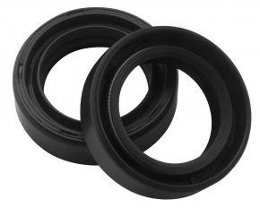 Bikemaster Fork Seals for Street - OEM# FSM009 DR3 - Black - 27 x 39 x 10.5
