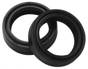 Bikemaster Fork Seals for Street - OEM# FSM014 DM3 - Black - 30 x 40.5 x 10.5
