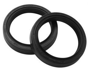 Bikemaster Fork Seals for Street - OEM# DR3 4355 9.5 - Black - 43 x 55 x 9.5/10
