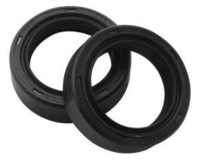 Bikemaster Fork Seals for Street - Black - 31 x 43 x 12.5