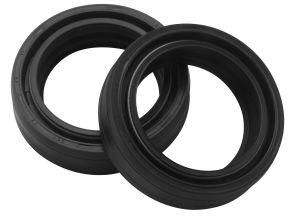 Bikemaster Fork Seals for Street - Black - 33 x 46 x 11