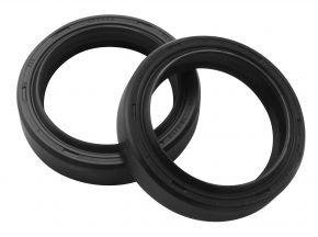 Bikemaster Fork Seals for Street - Black - 37 x 48 x 10.5/12