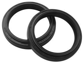 Bikemaster Fork Seals for Street - Black - 40 x 49.5 x 7/9.5