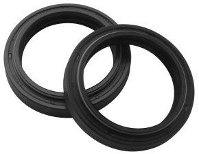 Bikemaster Fork Seals for Street - Black - 45 x 58 x 8.5/11