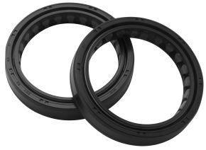 Bikemaster Fork Seals for Street - Black - 50 x 63 x 11